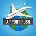 Flughafen Rush