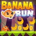 Banane Laufen