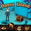 Bayou-Insel