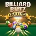 Billard Blitz Herausforderung