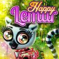 Glücklich Lemur