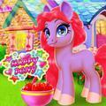Glücklich Pony