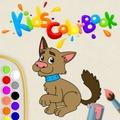 Kinder Farbe Buch
