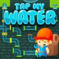 Tippen Sie Auf Mein Wasser