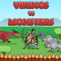 Vikings vs Monster